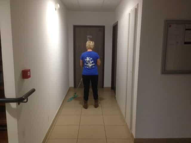 Entretien et nettoyage de bureaux
