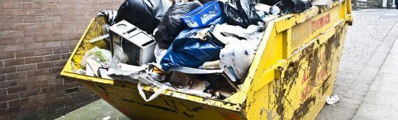 Collecte des encombrants dans la métropole de Montpellier