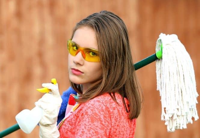 Le secteur de la propreté