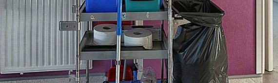 Fonctionnement d'une entreprise de propreté